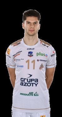 Aleksander Śliwka - zawodnik Zaksa