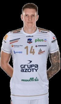 Arpad Baróti - zawodnik Zaksa