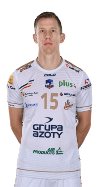 David Smith - zawodnik Zaksa