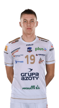 Filip Grygiel - zawodnik Zaksa