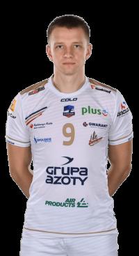 Łukasz Wiśniewski - zawodnik Zaksa