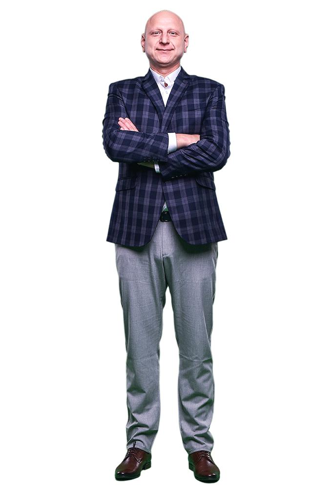 Michał Chadała - asystent trenera