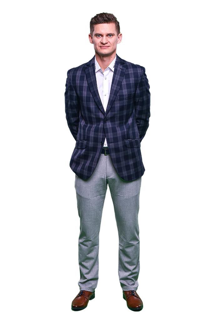 Adam Swaczyna - asystent trenera
