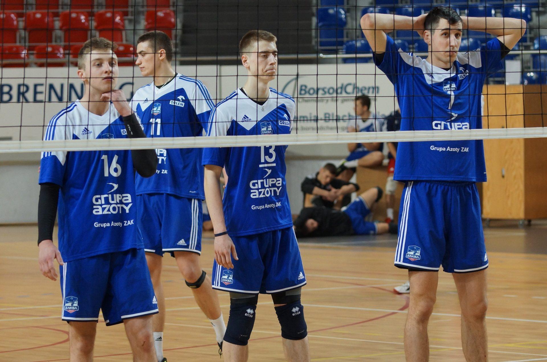 Młoda ZAKSA Kędzierzyn – Koźle zagra w Final Four!