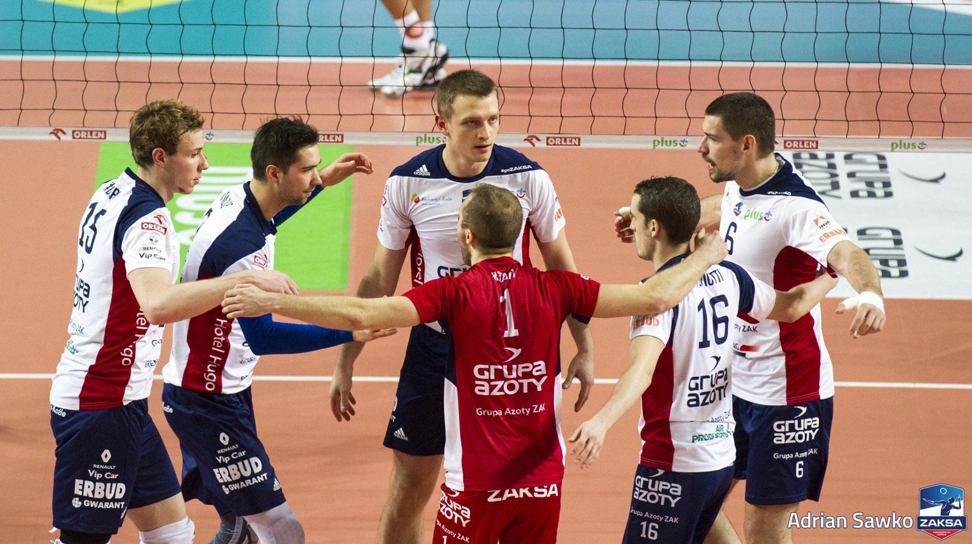 Łukasz Wiśniewski, środkowy ZAKSY Kędzierzyn-Koźle, zostaje w Klubie na kolejne dwa sezony.