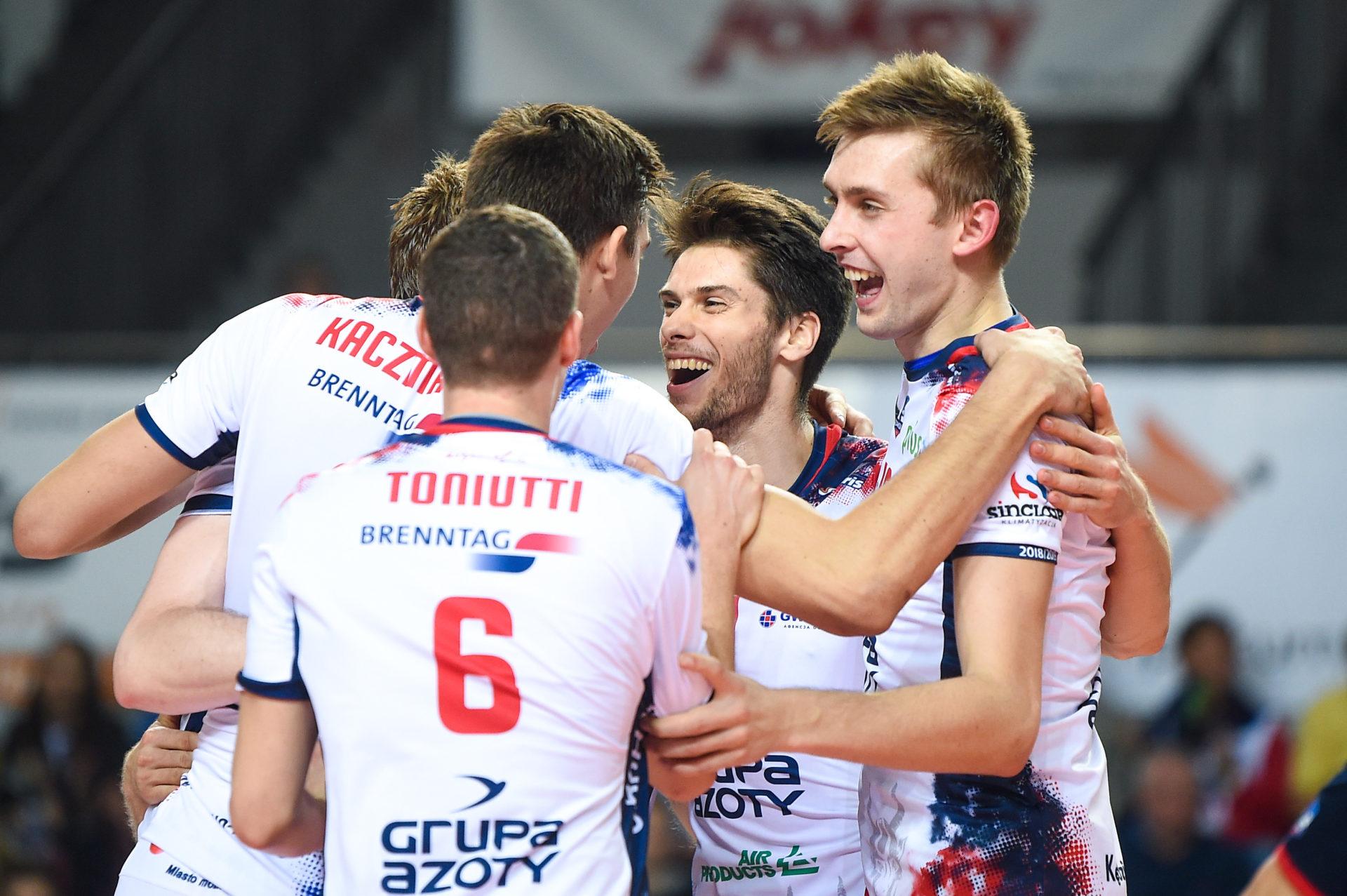Imponujące zwycięstwo w Warszawie