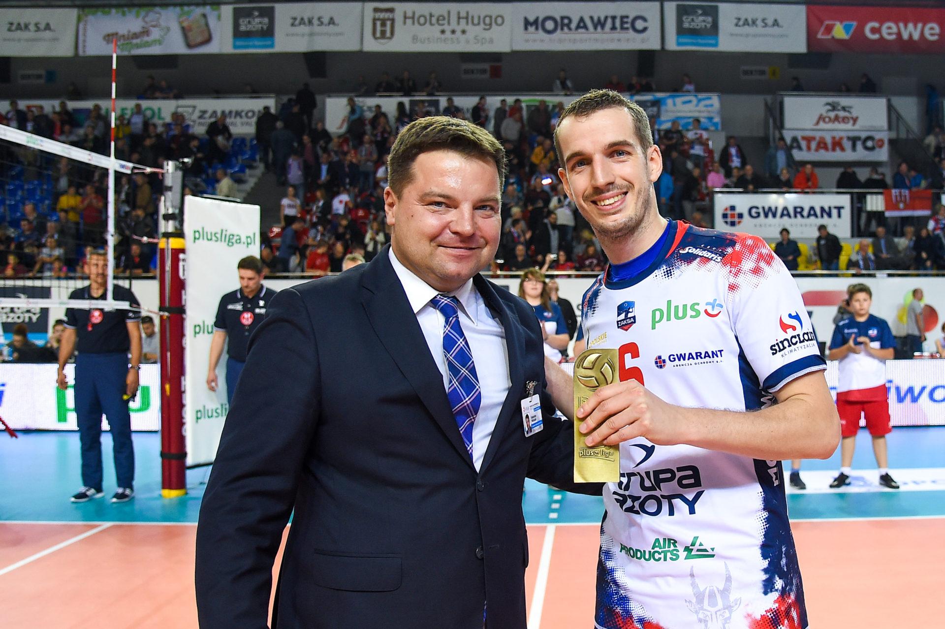 Benjamin Toniutti: Dobrze zaczęliśmy walkę o mistrzostwo