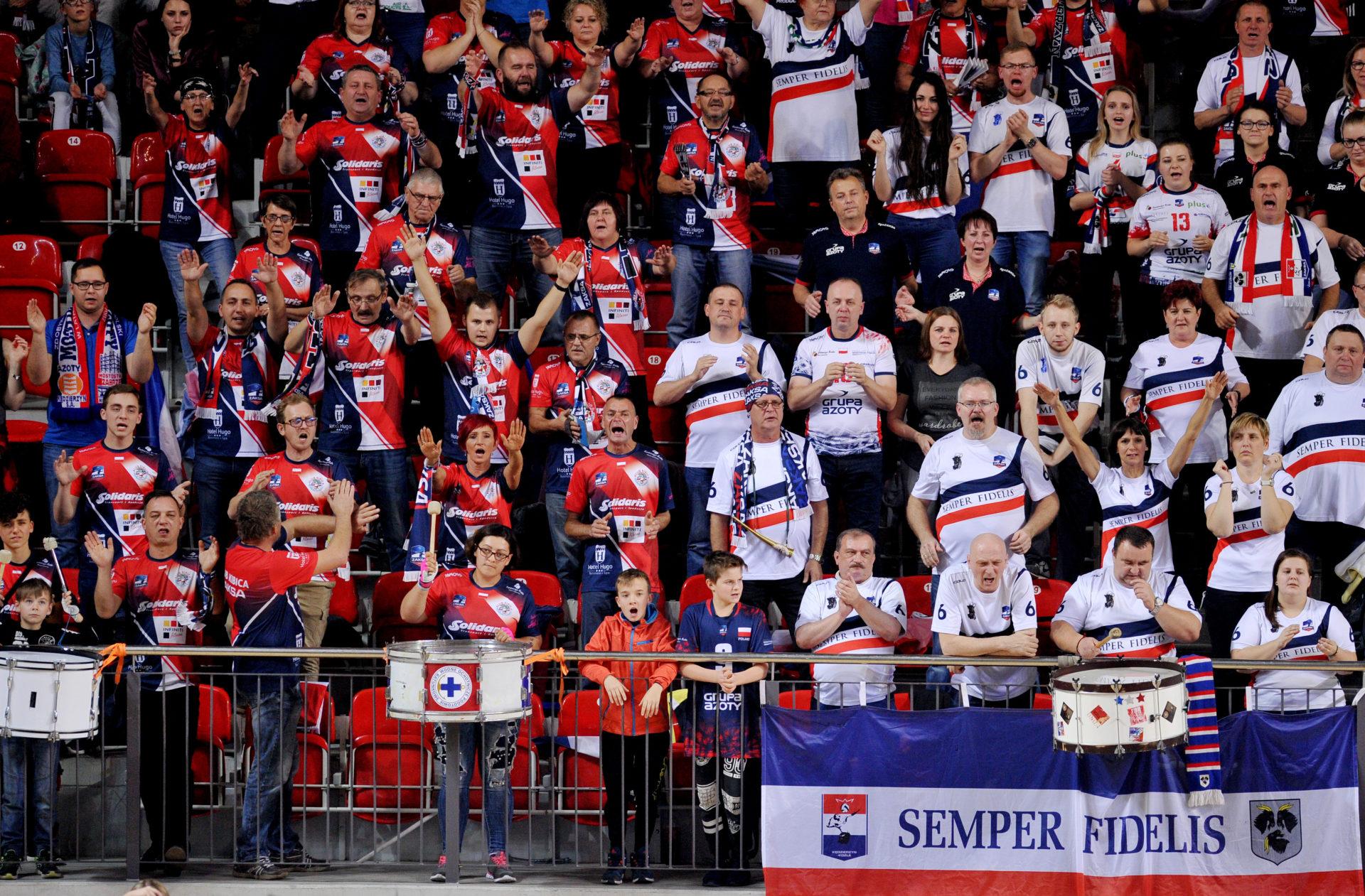 Przedsprzedaż biletów na Mecz Ligi Mistrzów z VK CEZ Karlovarsko