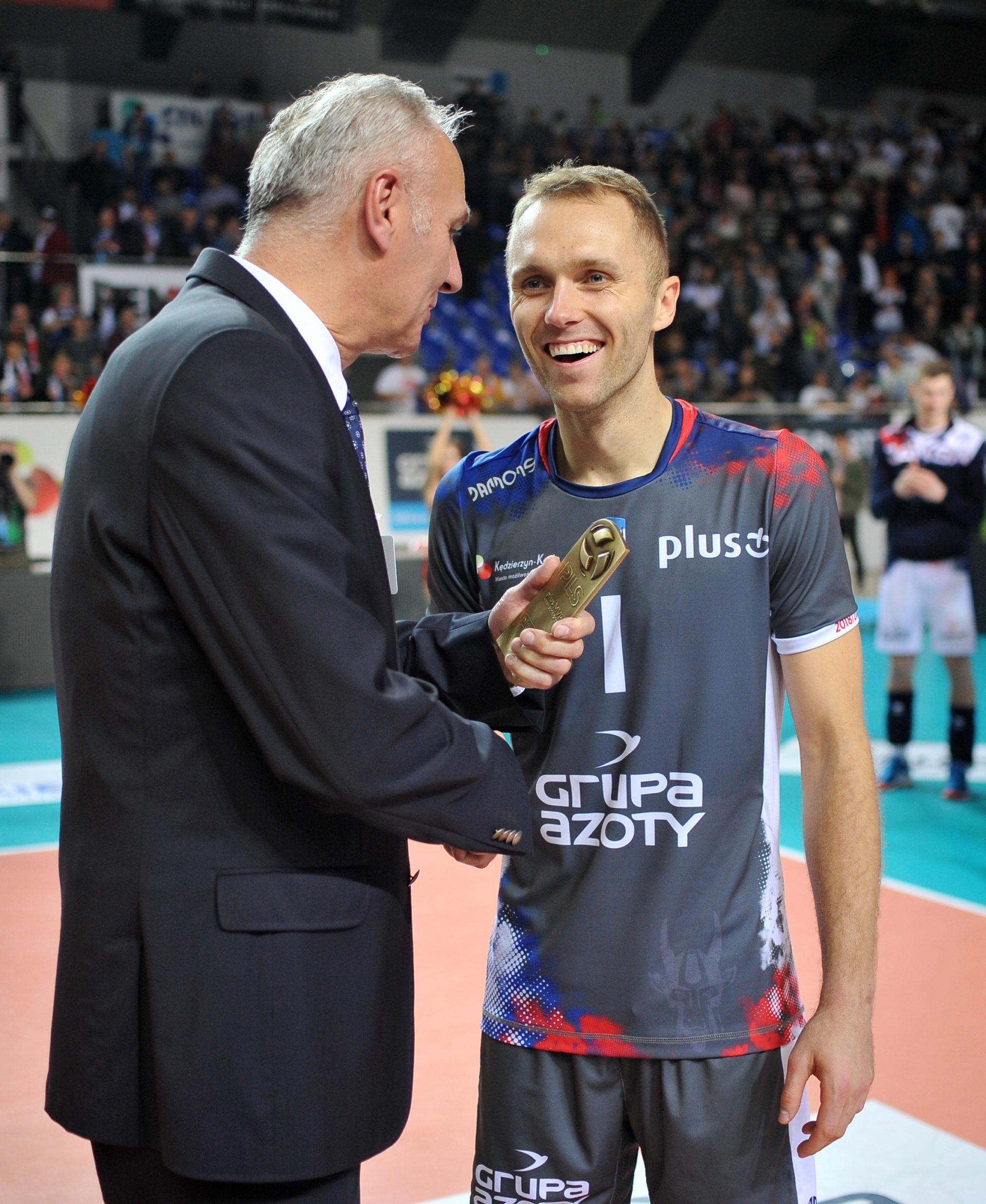 Paweł Zatorski: Cieszę się, że gramy stabilnie