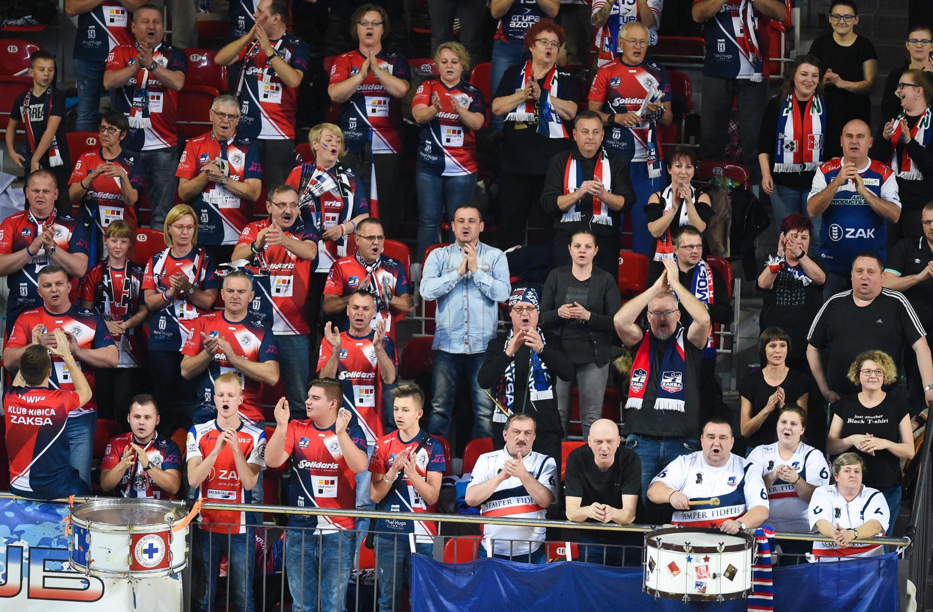Sprzedaż biletów na Mecz Ligi Mistrzów z Cucine Lube Civitanova
