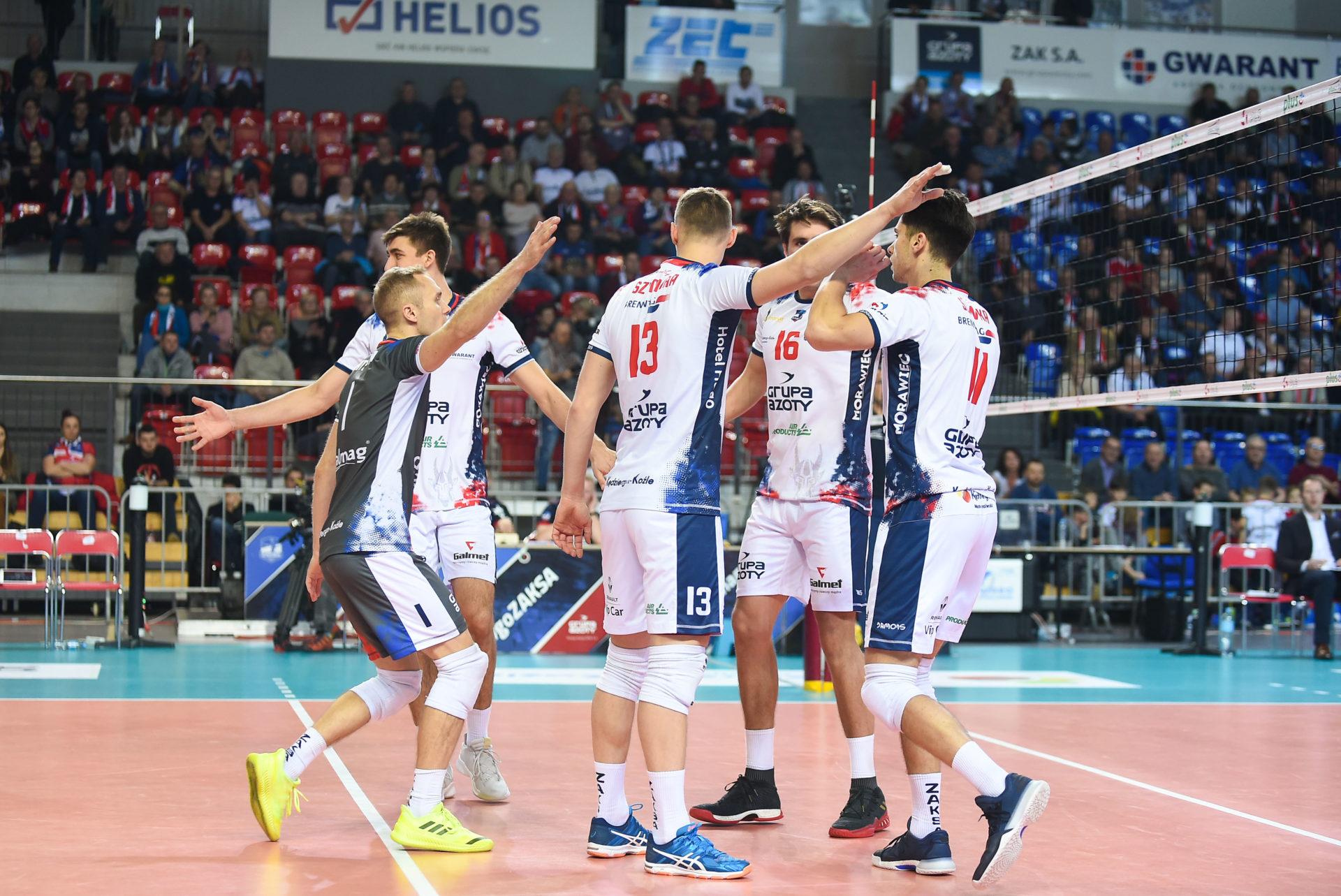 Z AZS-em Olsztyn o kolejne ligowe punkty i utrzymanie serii zwycięstw