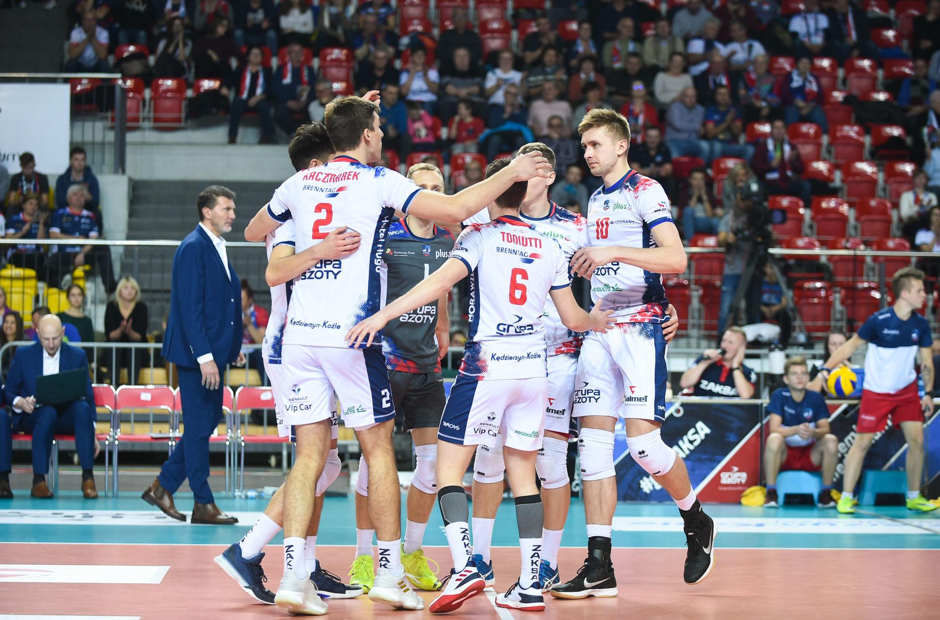 Przedsprzedaż biletów na mecz Pucharu Polski ze Skrą Bełchatów