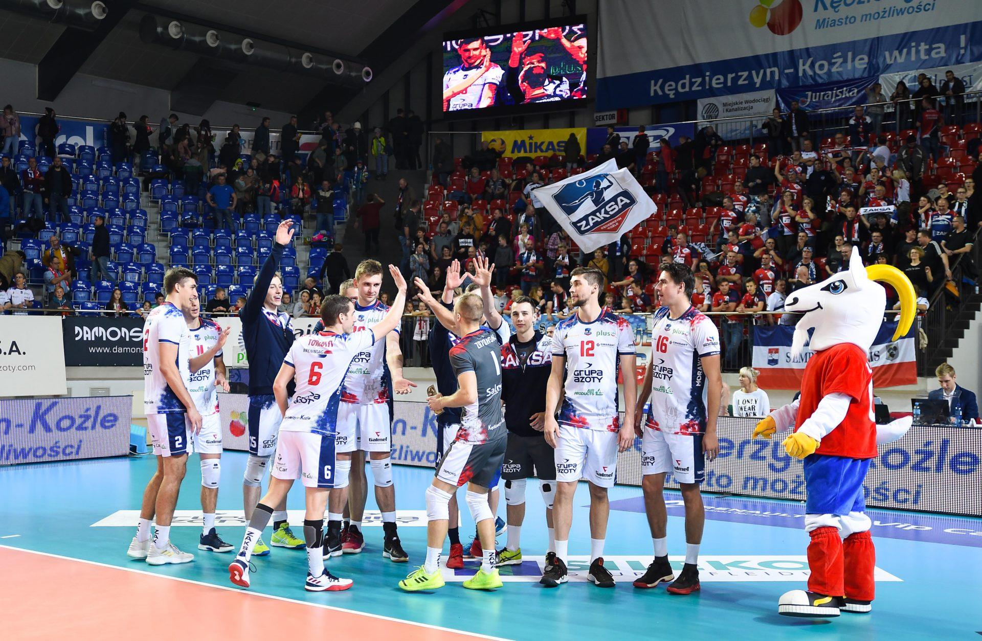 Ostatni mecz w 2018 roku – gramy z GKS-em Katowice