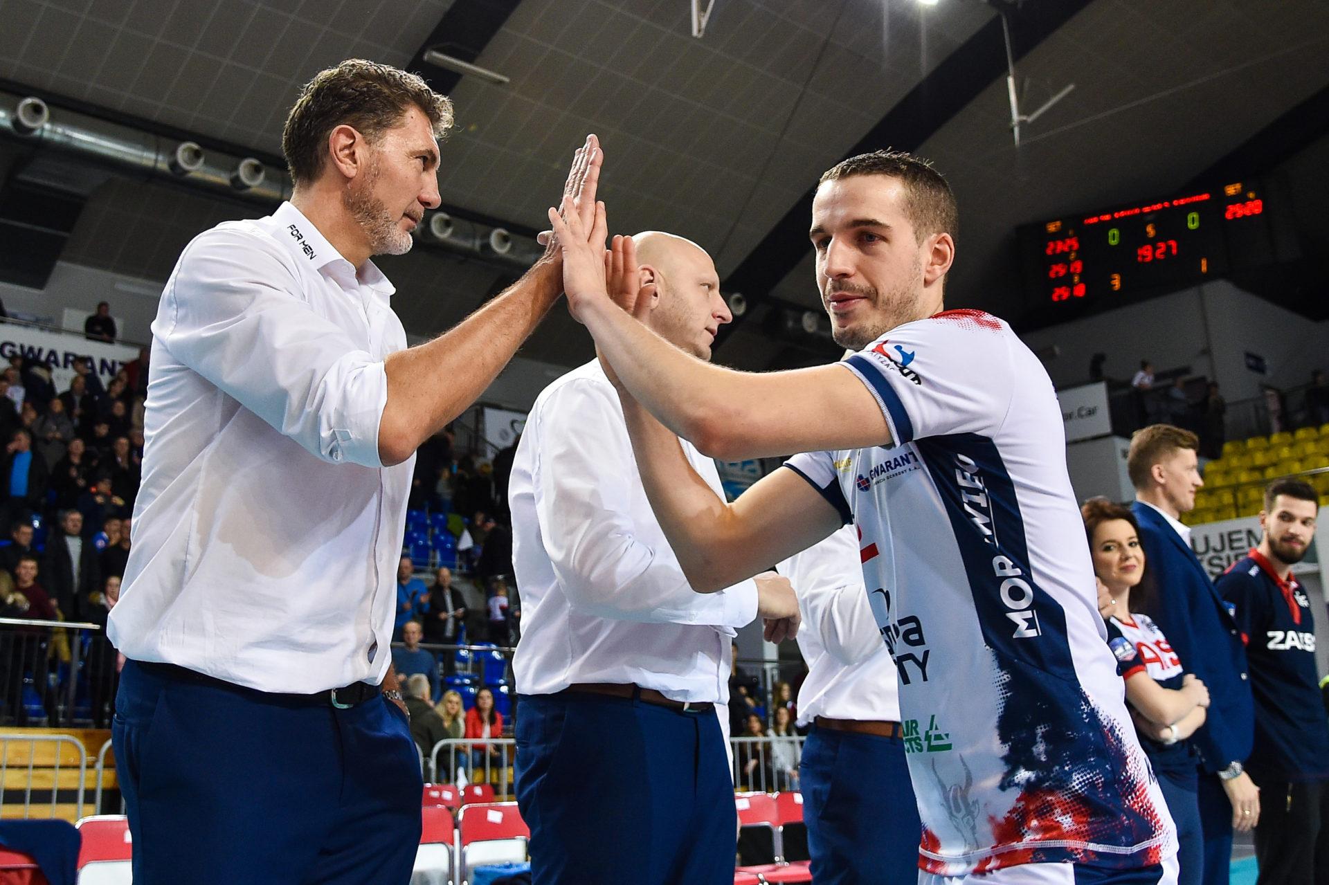 Benjamin Toniutti przedłużył kontrakt z ZAKSĄ