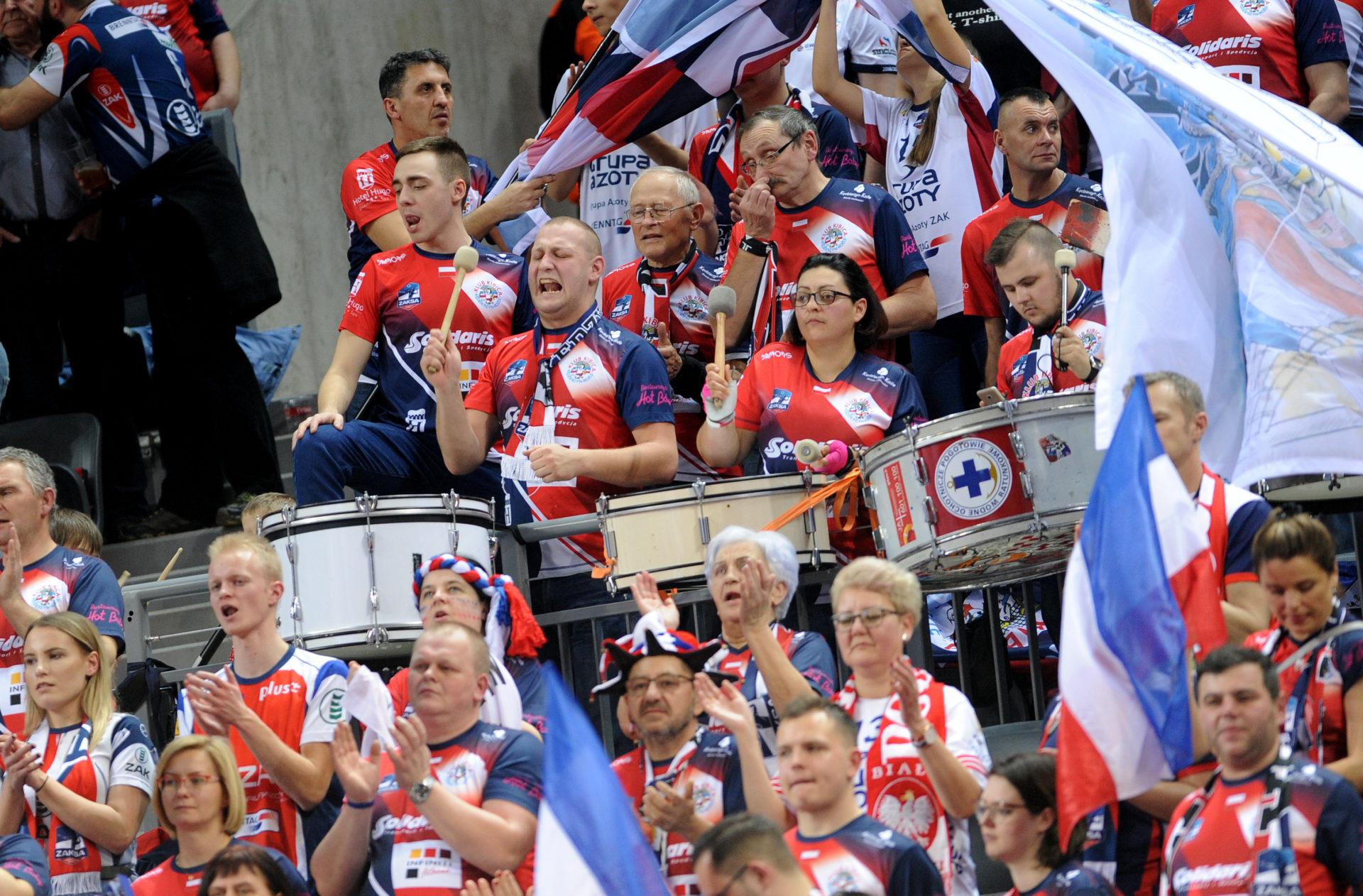 Przedsprzedaż biletów na Mecz Ligi Mistrzów z Azimut Modeną
