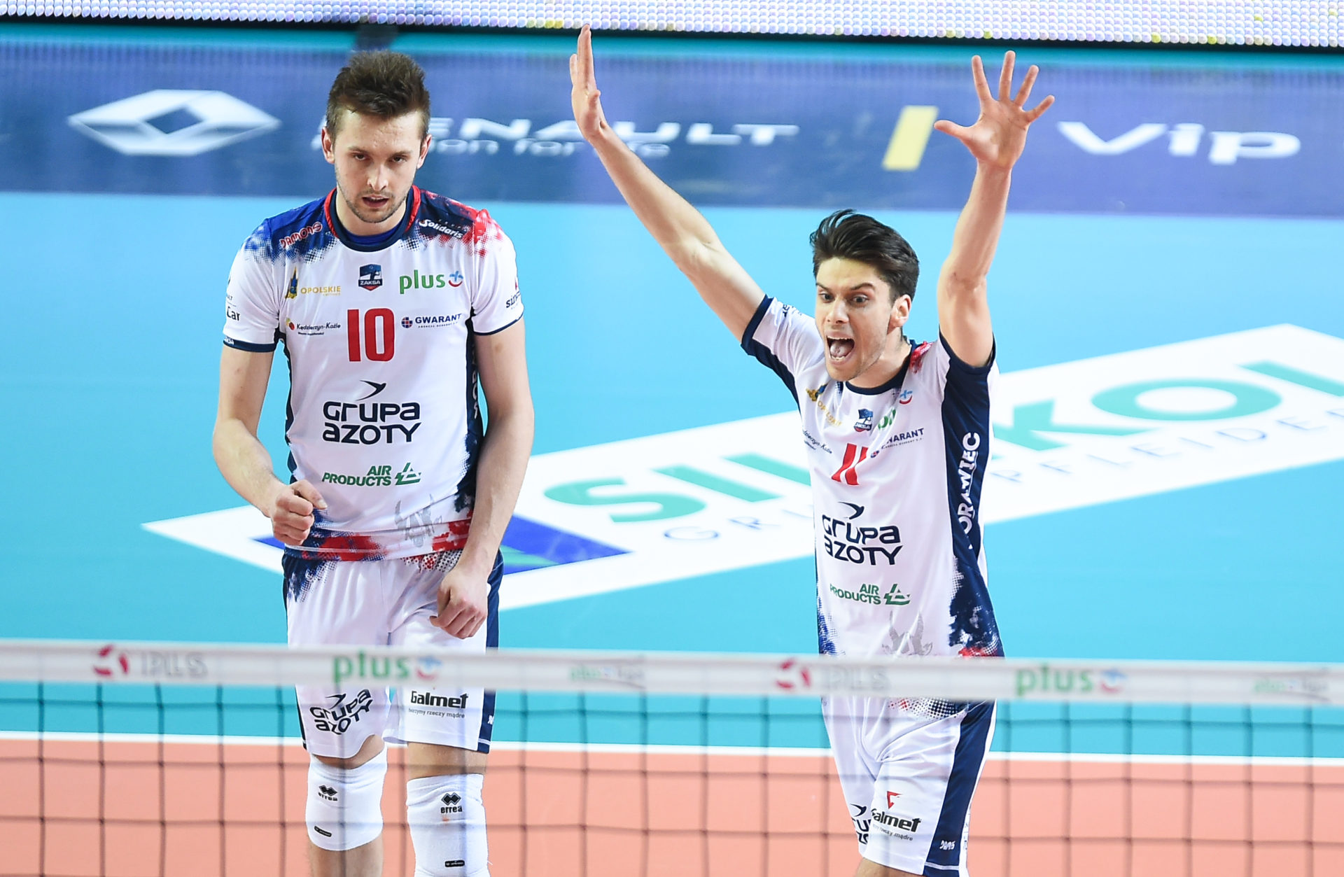 ZAKSA w półfinale Pucharu Polski