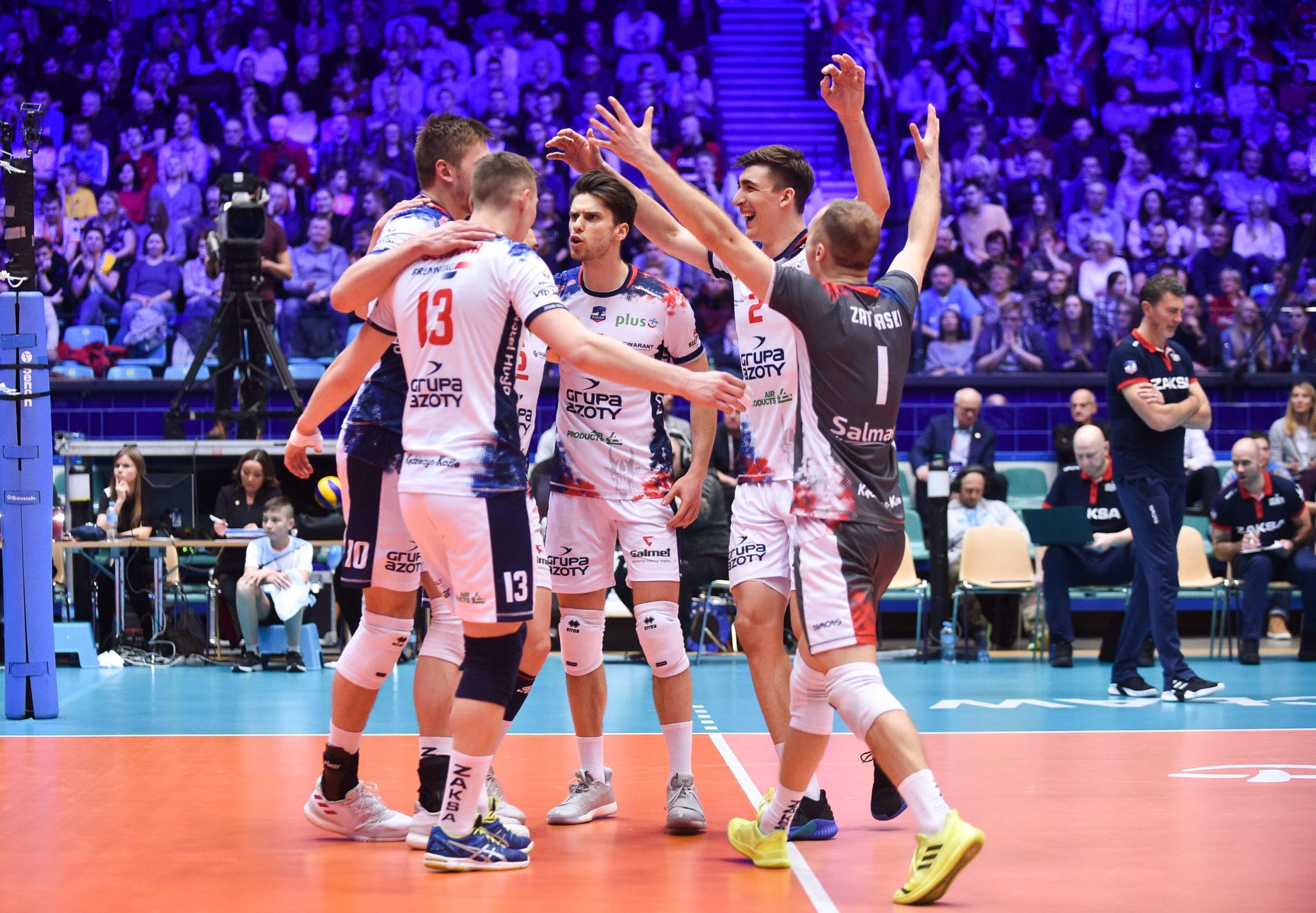 ZAKSA w finale Pucharu Polski!