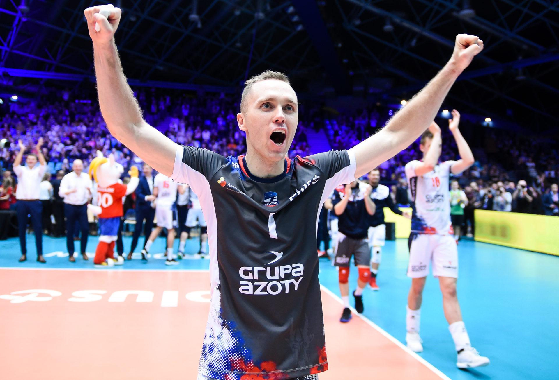 Paweł Zatorski: Chcemy grać swoją najlepszą siatkówkę