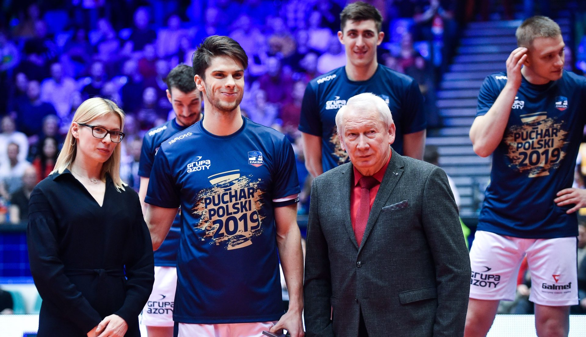 Aleksander Śliwka MVP Pucharu Polski