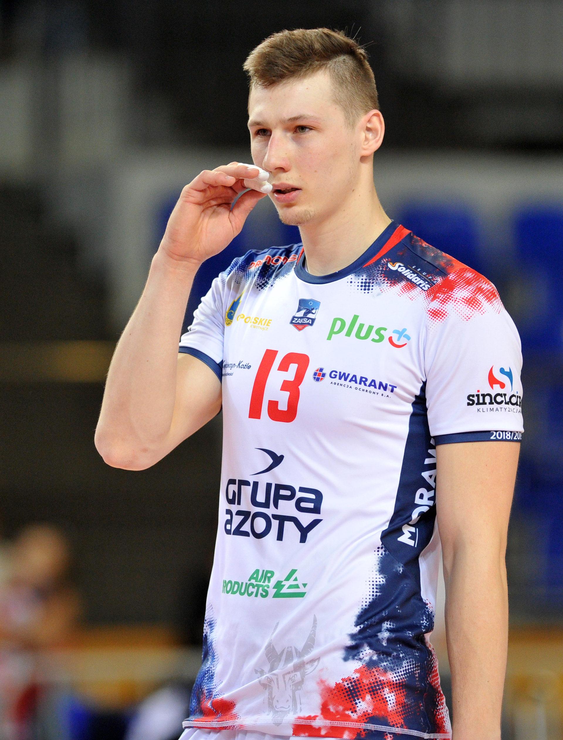 Rafał Szymura: Te trzy punkty naprawdę cieszą