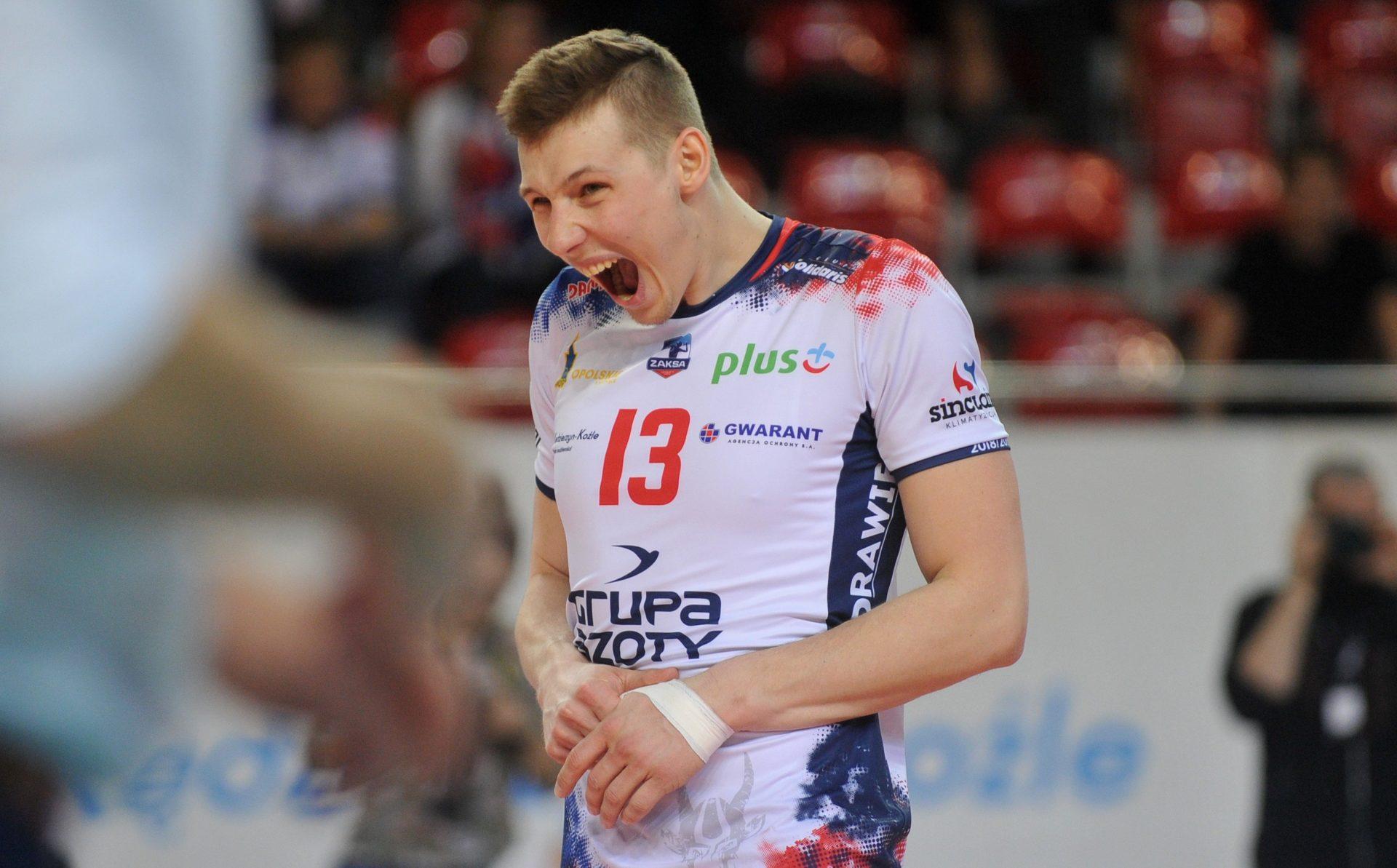 Rafał Szymura: Taka gra cechuje najlepsze drużyny