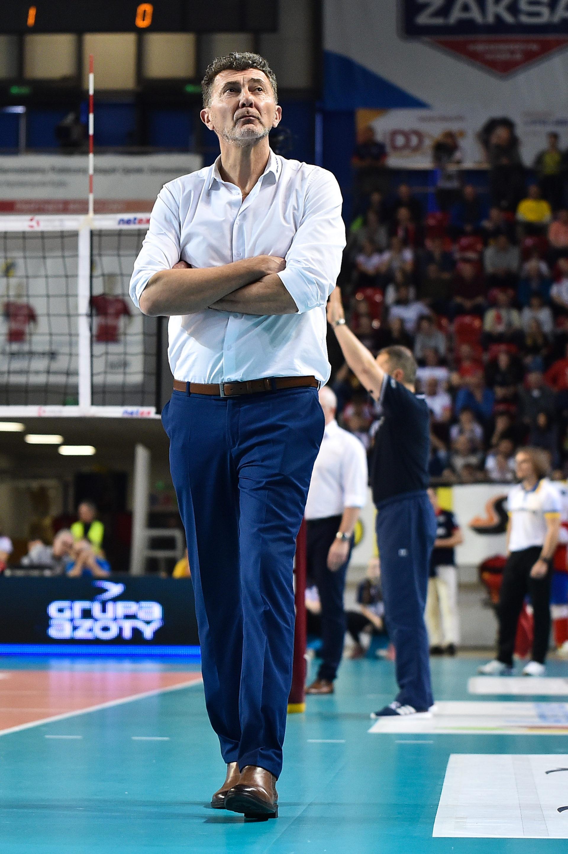Andrea Gardini: Będziemy walczyć do końca