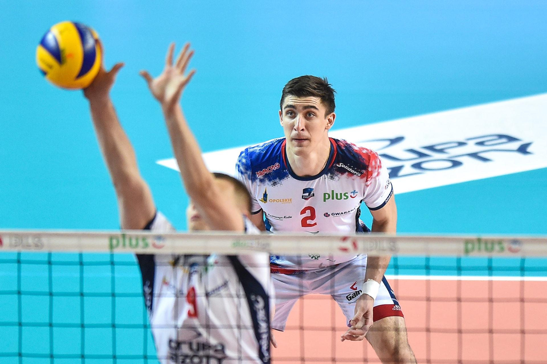 Łukasz Kaczmarek: Kluczem do zwycięstwa były zespołowość i mądra gra