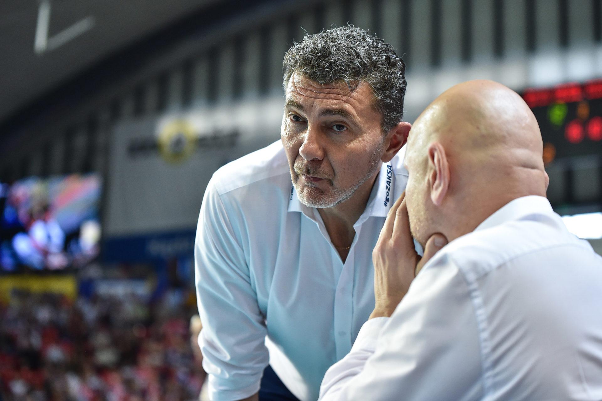 Andrea Gardini: Serce do gry kluczem w fazie play-off