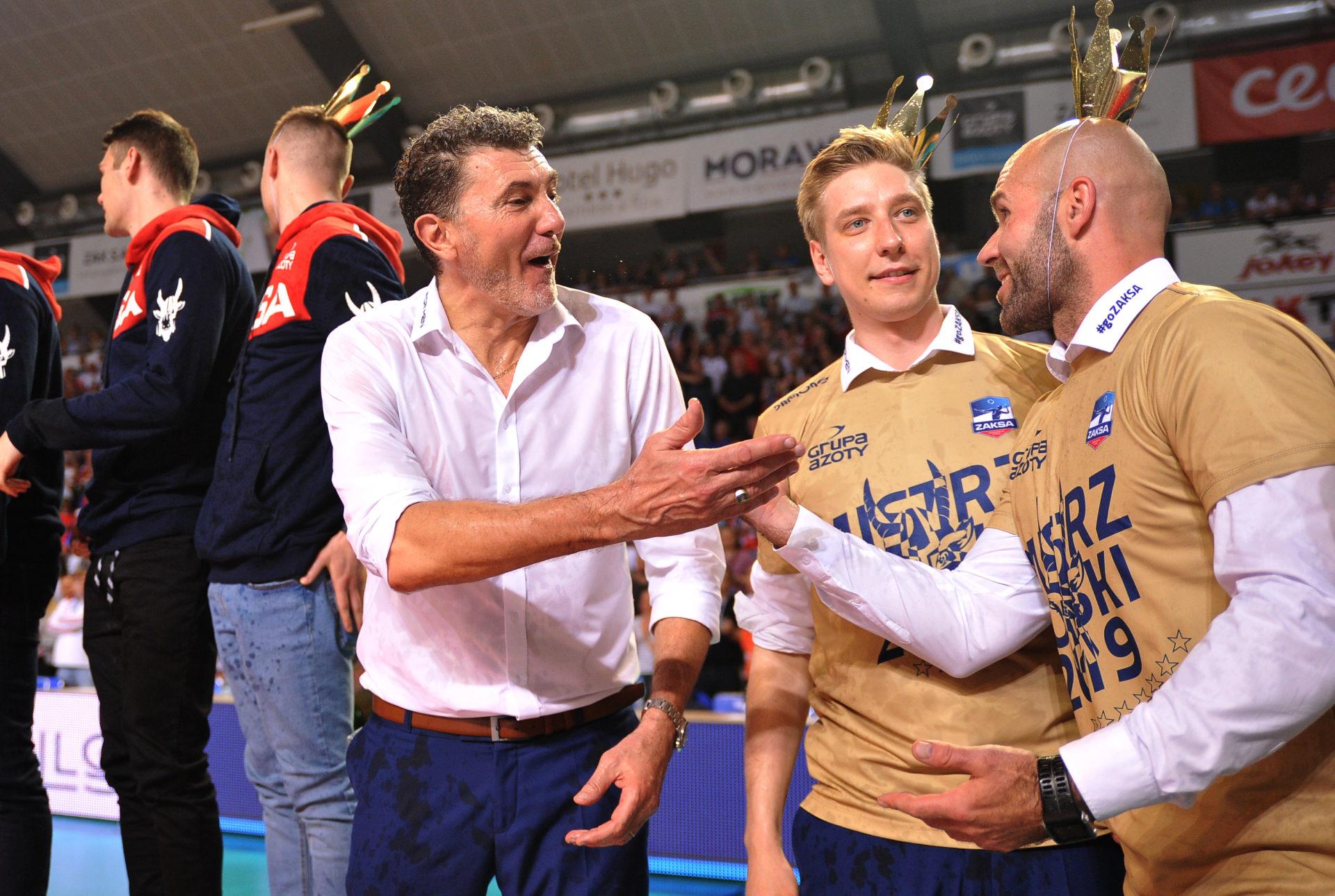 Andrea Gardini: Jestem dumny z chłopaków