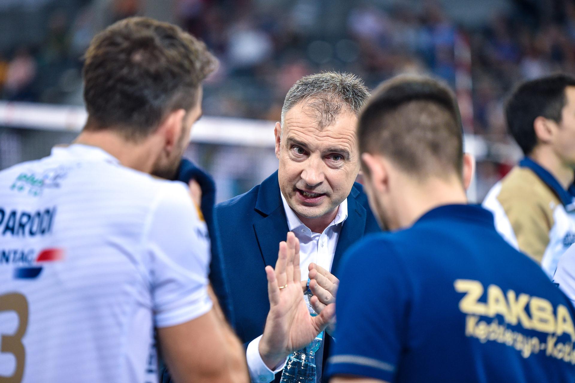 Nikola Grbić: Zawsze jest co poprawiać