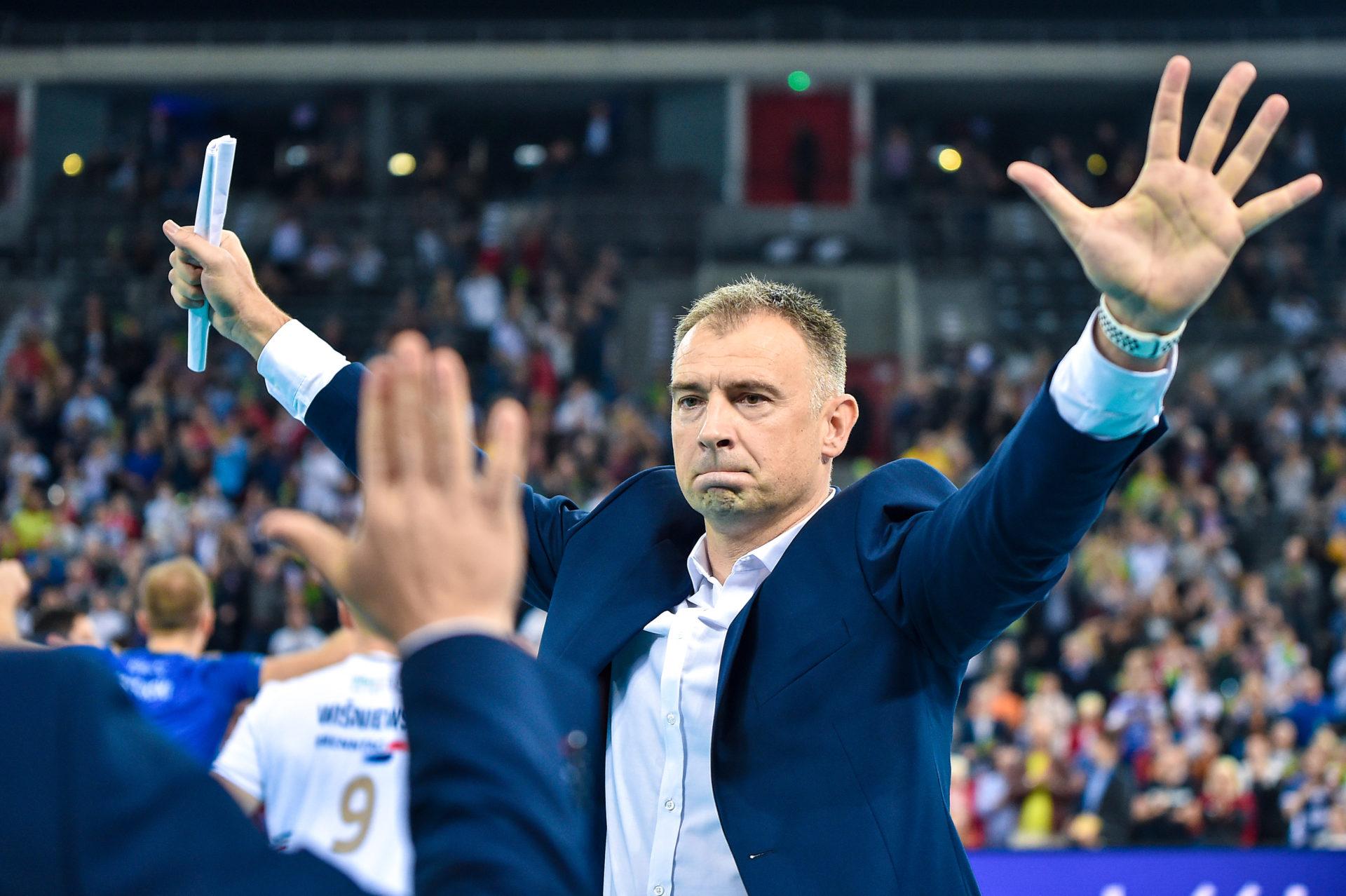 Nikola Grbić: Stworzyliśmy wspólną historię