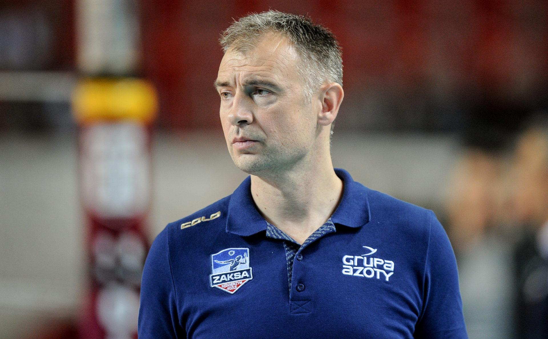 Nikola Grbić: Musimy być ostrożni
