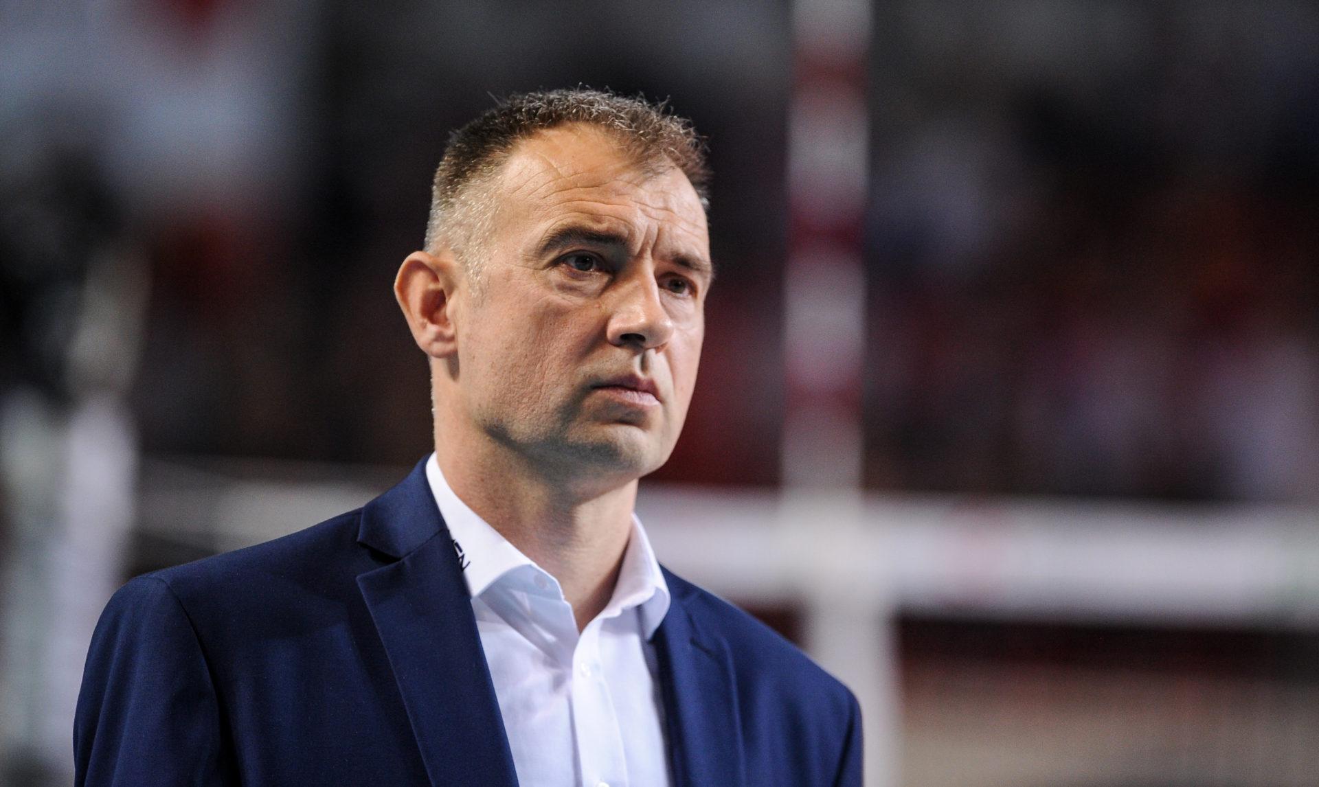 Nikola Grbić: Reakcja zespołu była idealna