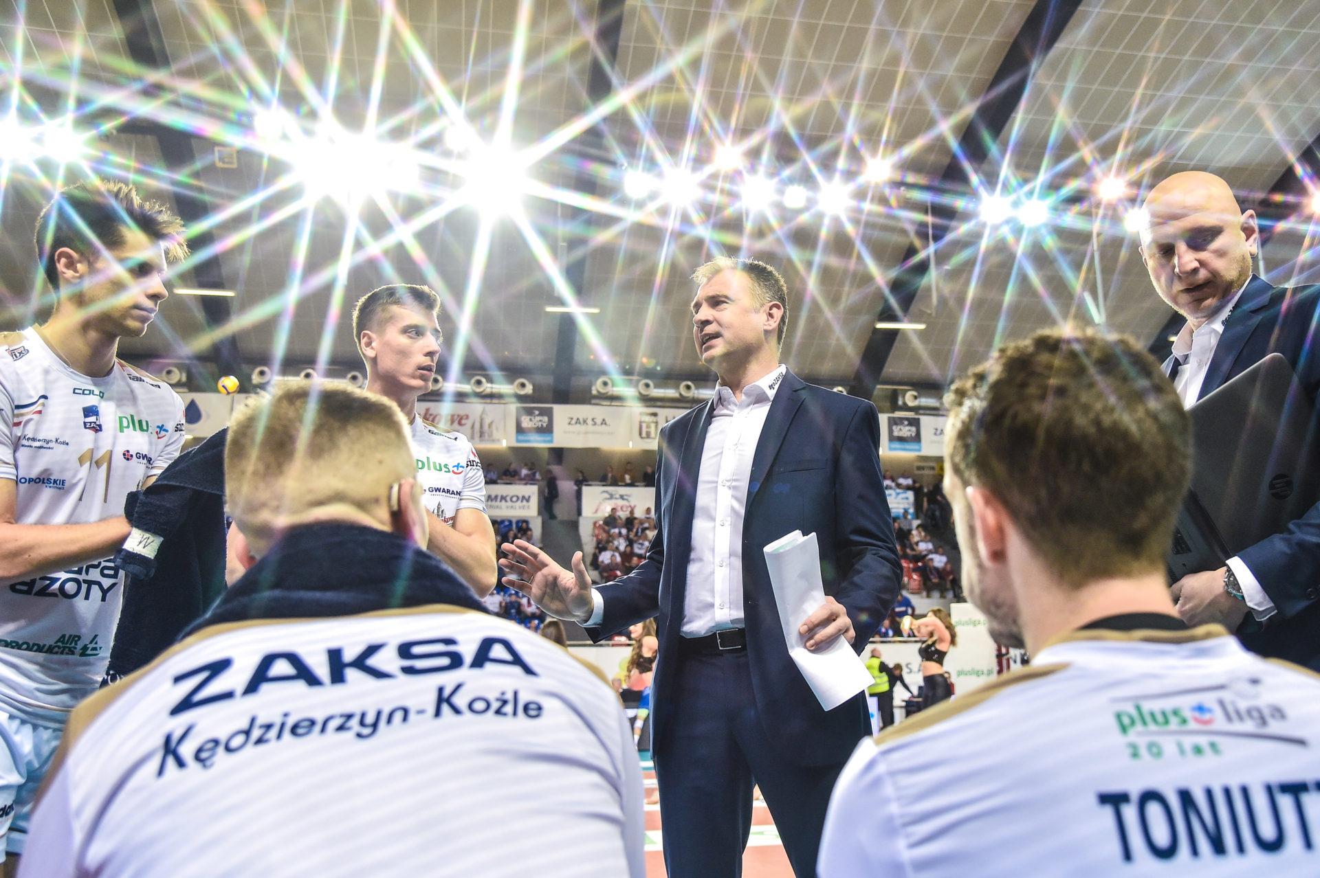 Grupa Azoty ZAKSA Kędzierzyn-Koźle vs Indykpol AZS Olsztyn – fotogaleria