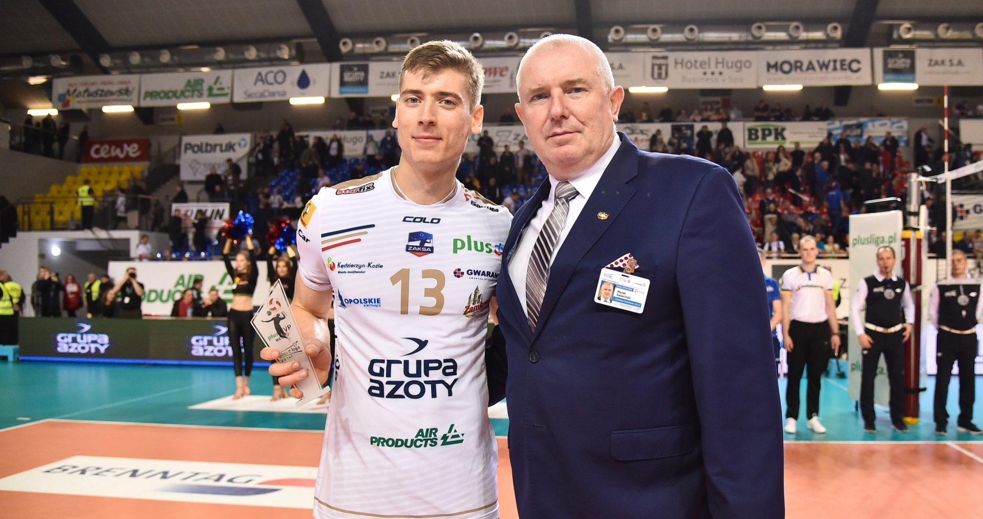Kamil Semeniuk: Sztab dobrze nas przygotował