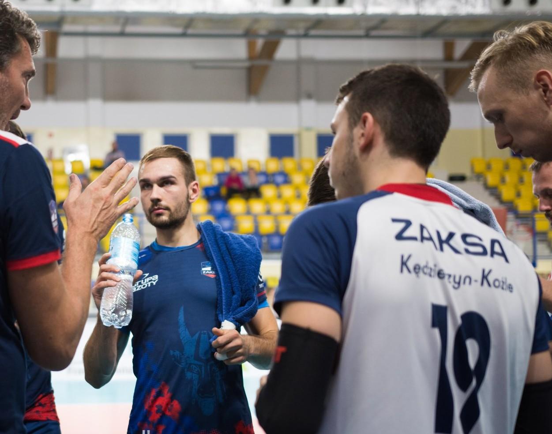 Przemysław Stępień: Cel jest jeden – wygrać Puchar Polski