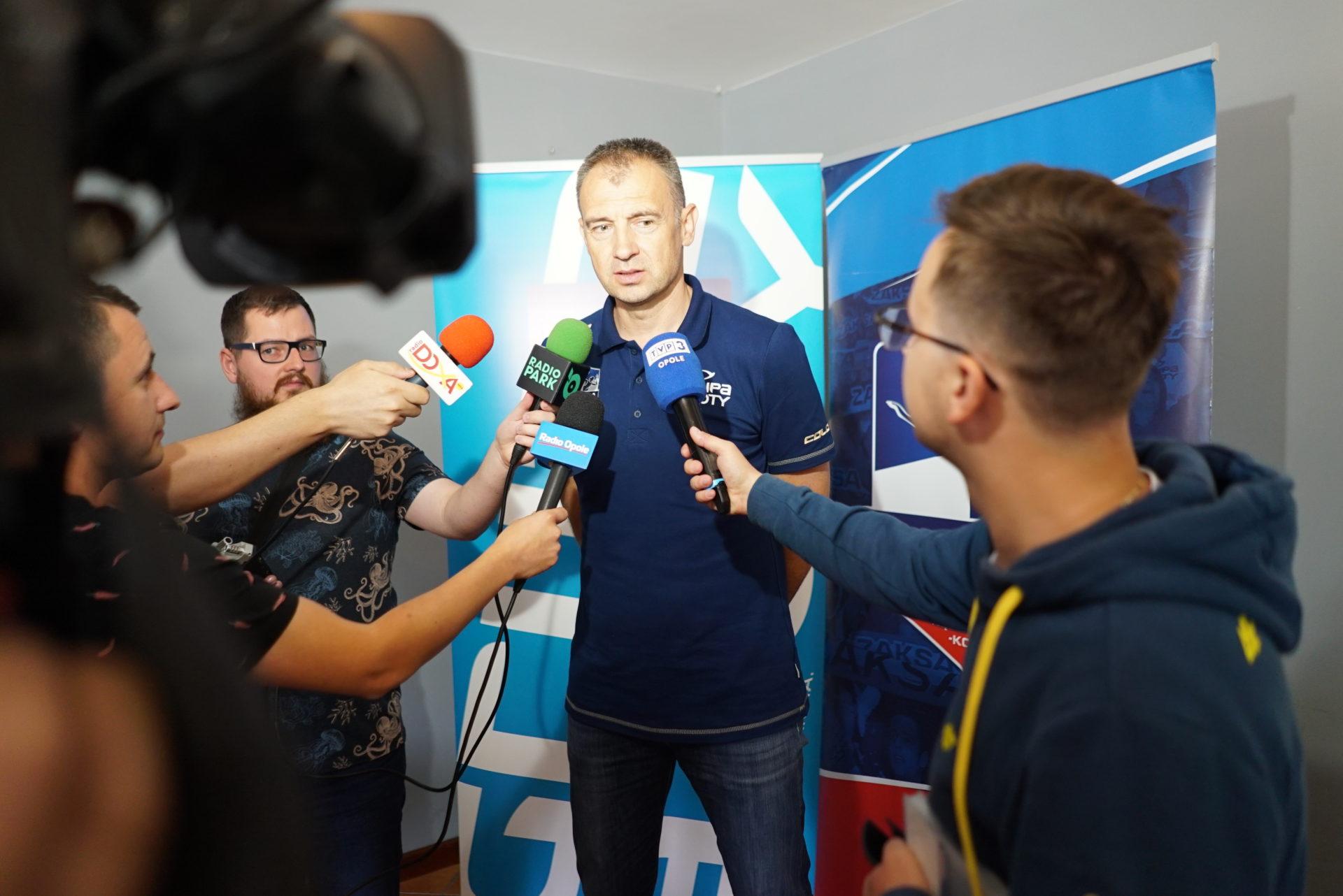 Nikola Grbić: Presja? Karmię się nią każdego dnia