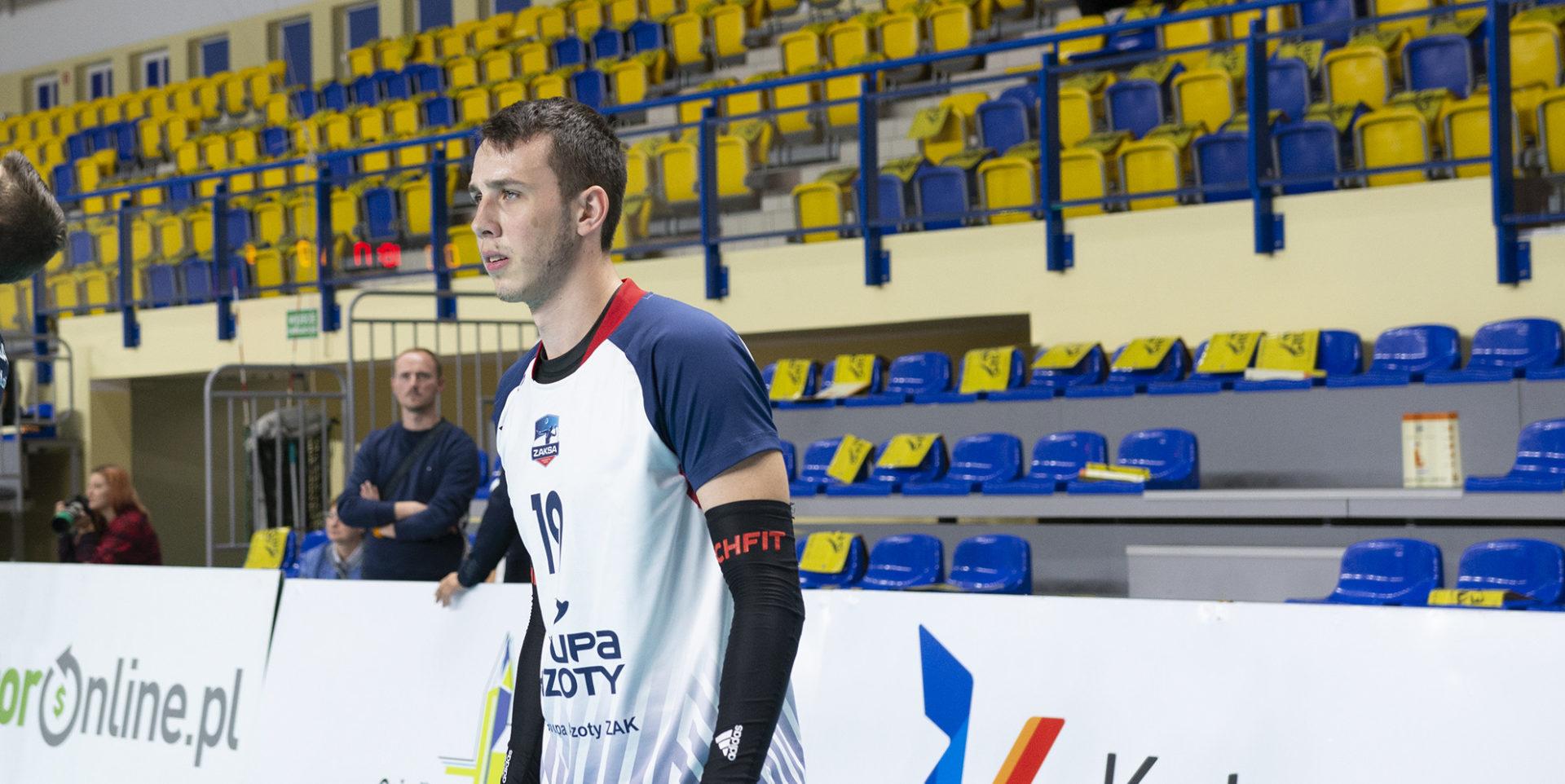 Kamil Szymura: Chcę uczyć się jak najwięcej