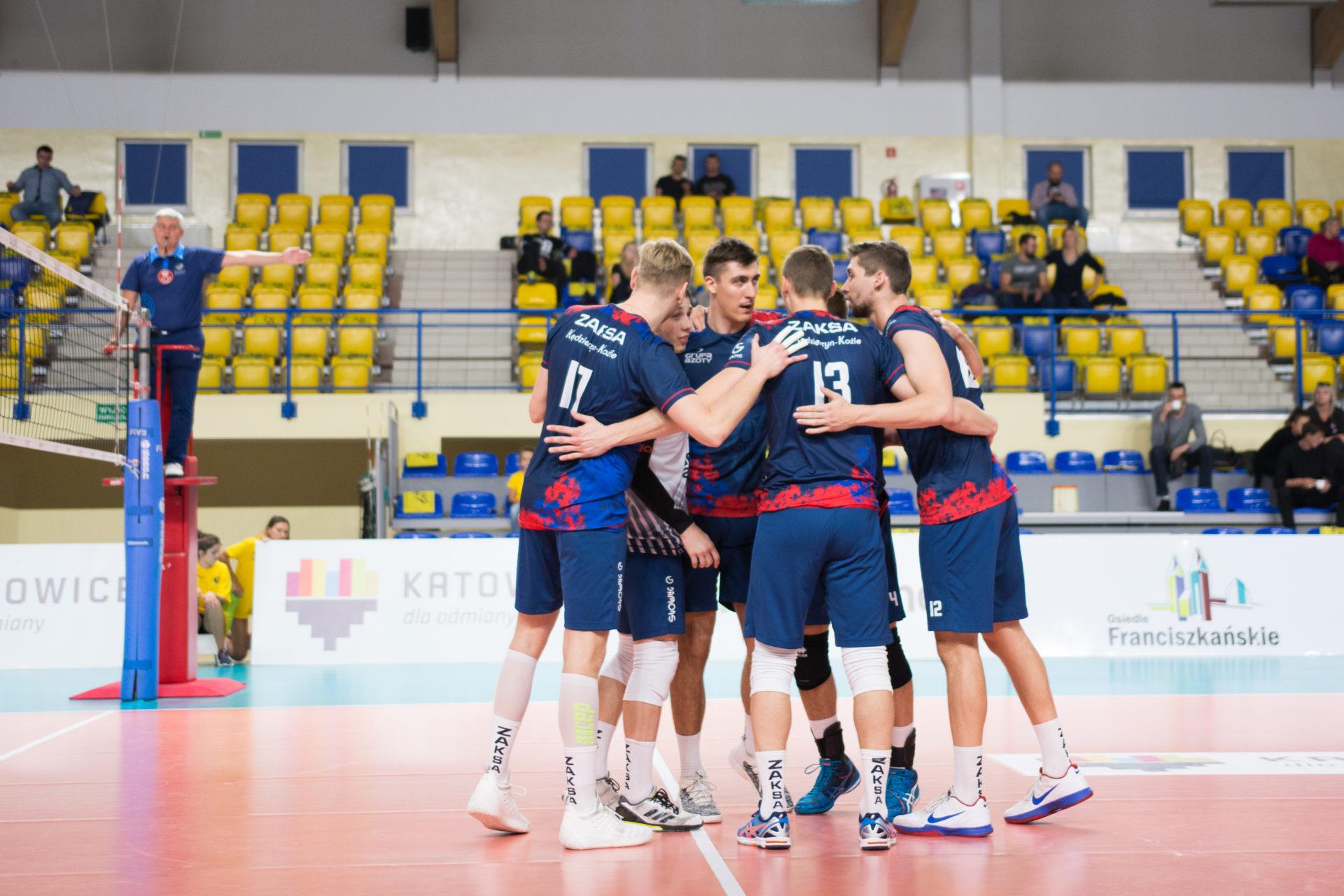 III Memoriał Krzysztof Turka: Pewna wygrana z United Volleys Frankfurt