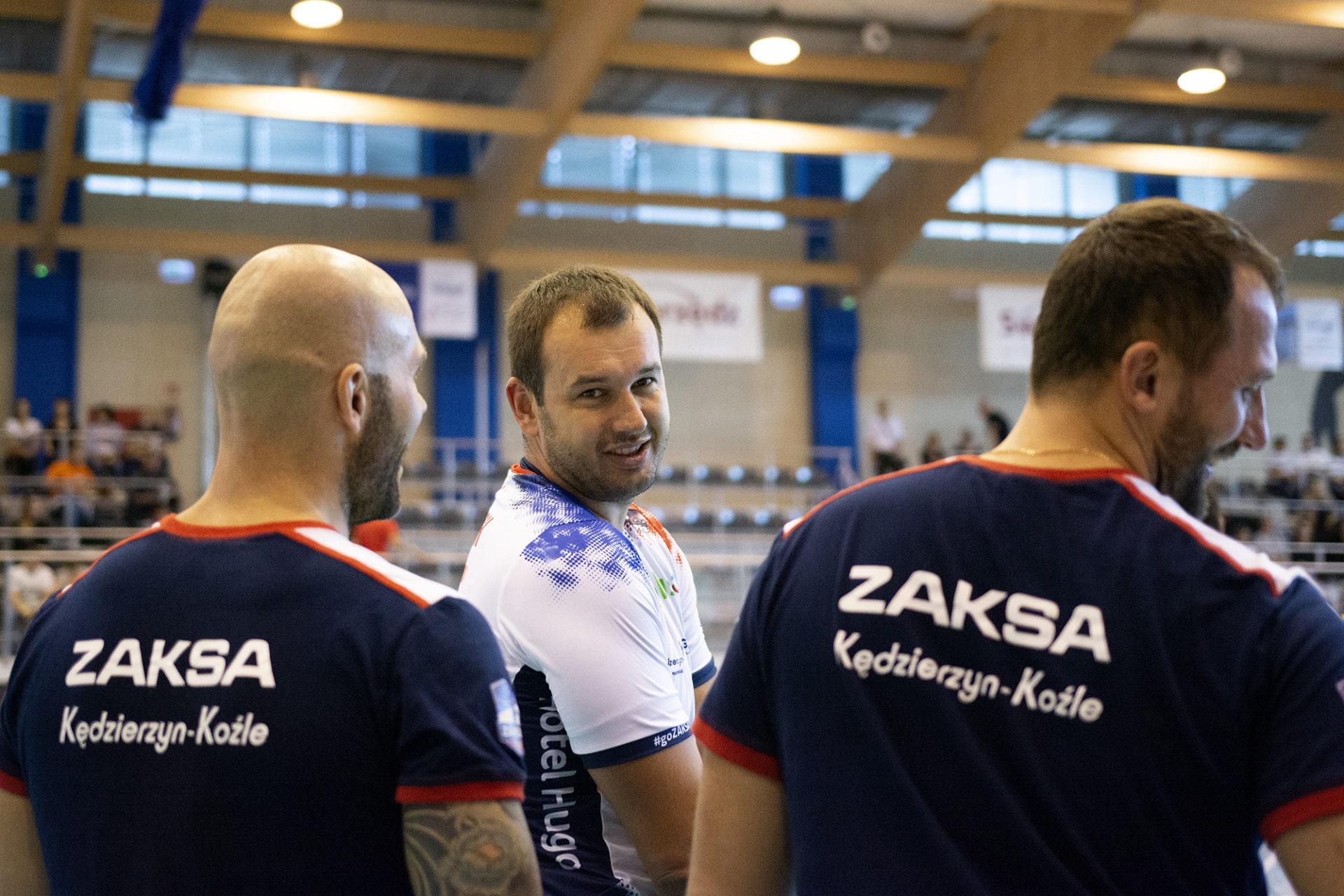 Dominik Witczak: W ZAKSIE poznałem wielu wartościowych ludzi