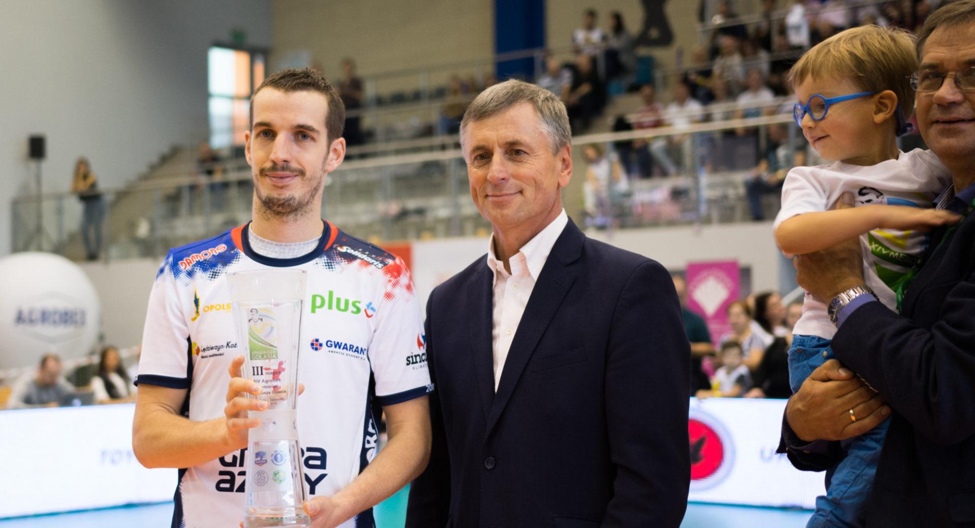 Benjamin Toniutti: Polacy zasłużyli na to zwycięstwo