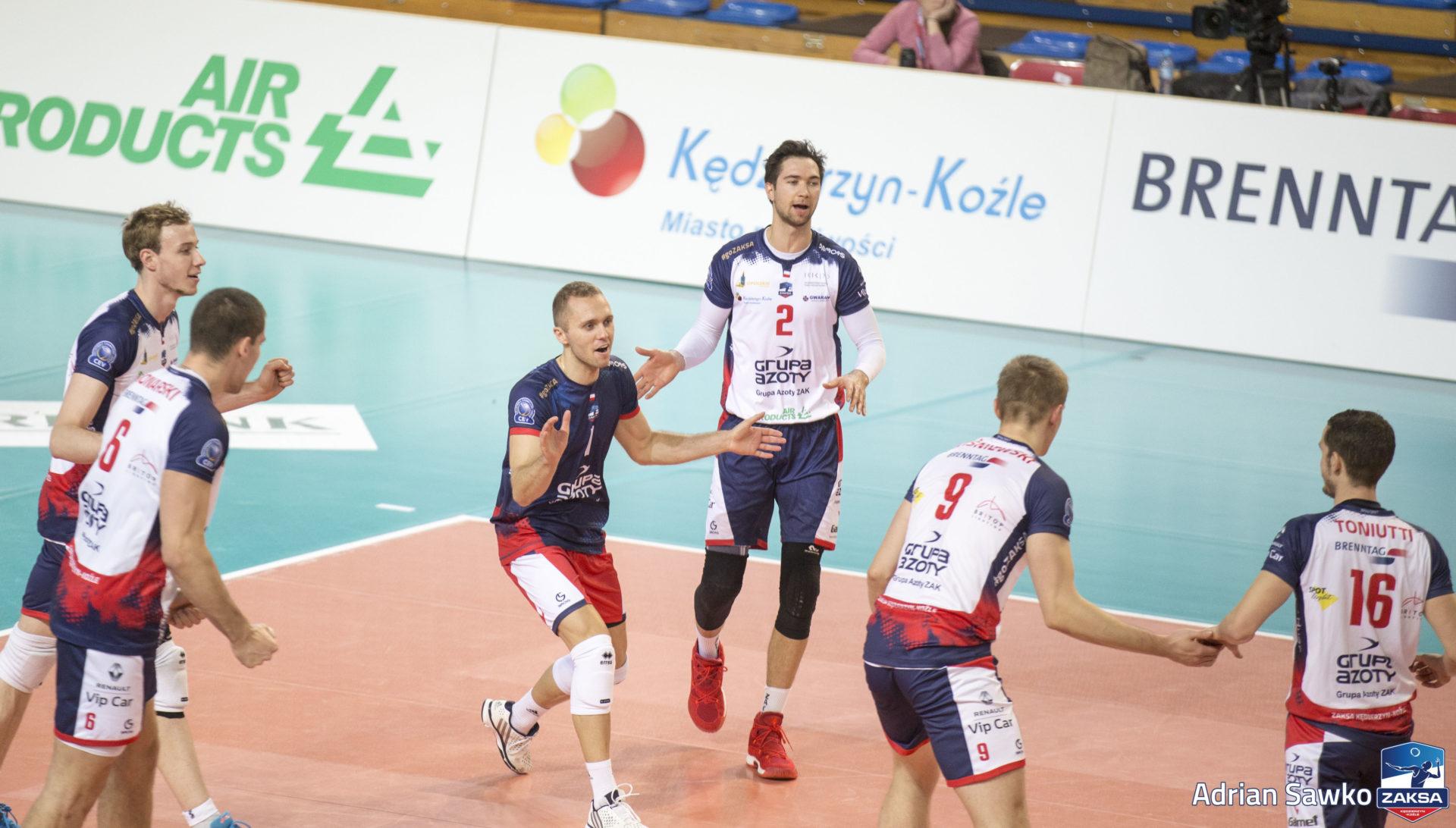 O kolejne ligowe punkty powalczymy w Warszawie