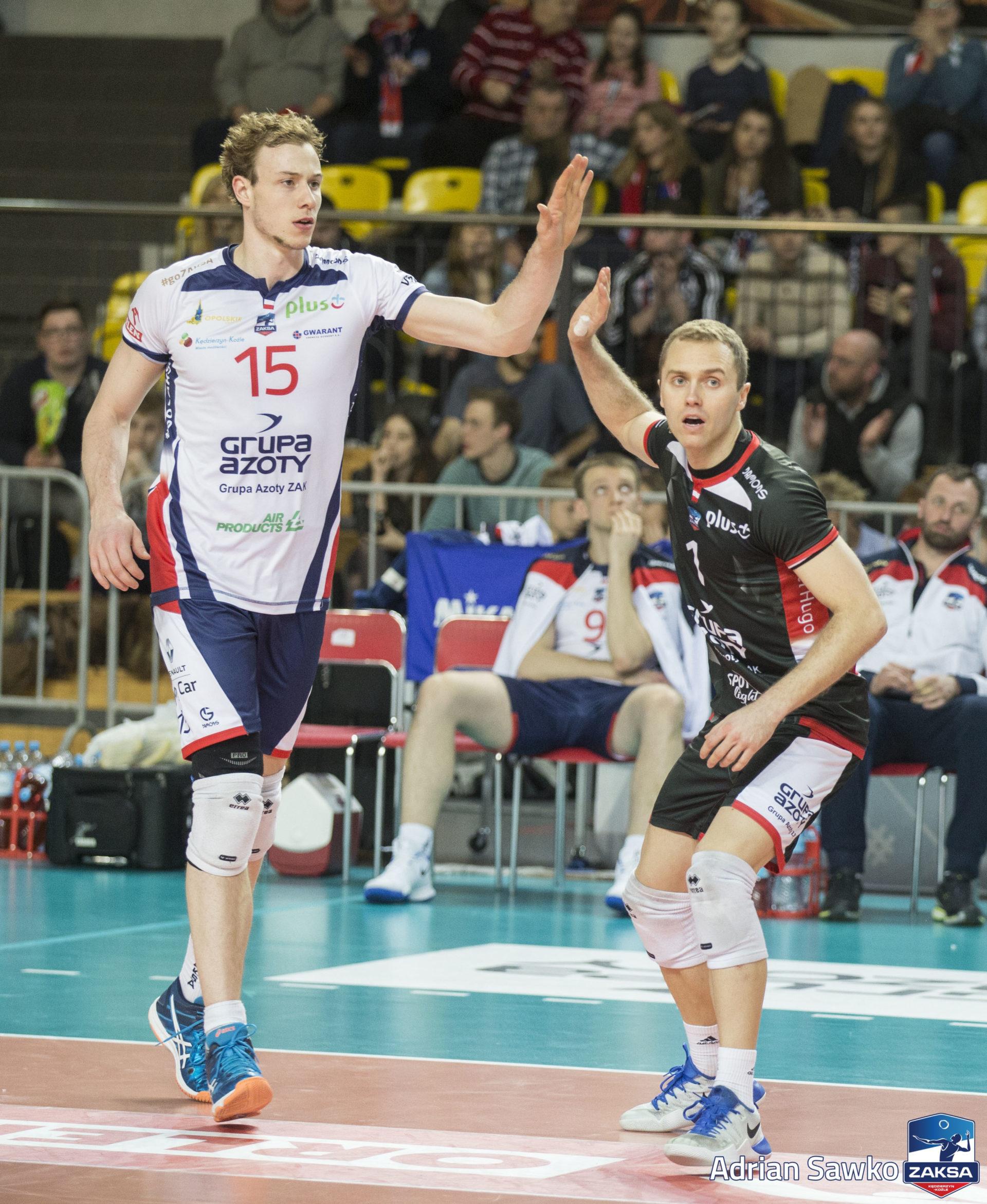 Bilety na mecz ZAKSA Kędzierzyn-Koźle vs BBTS Bielsko-Biała