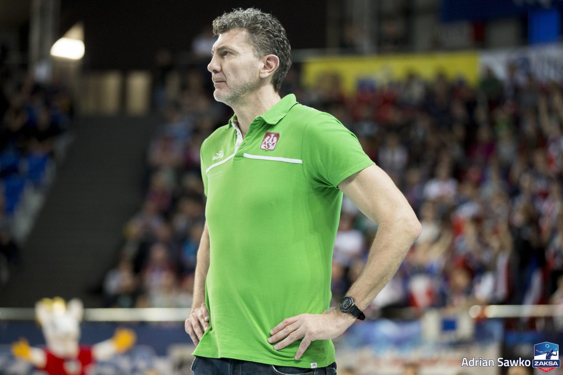 Andrea Gardini nowym trenerem ZAKSY!