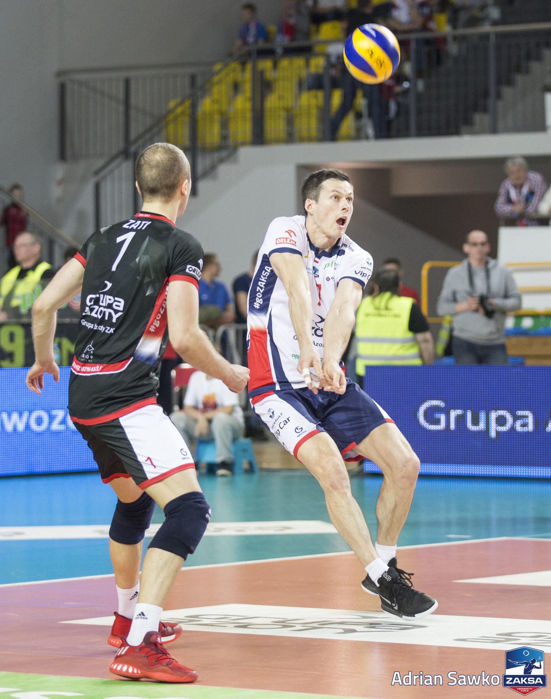 Rafał Buszek: Pracujemy równie ciężko jak w ZAKSIE