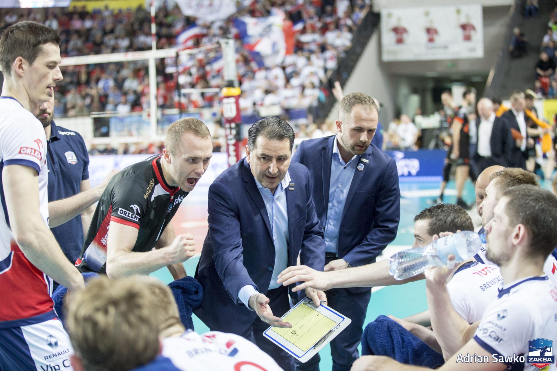 Dodatkowa pula biletów na mecz ZAKSA Kędzierzyn-Koźle vs PGE Skra Bełchatów