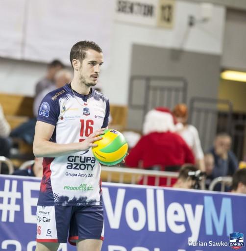 MVP meczu Benjamin Toniutti