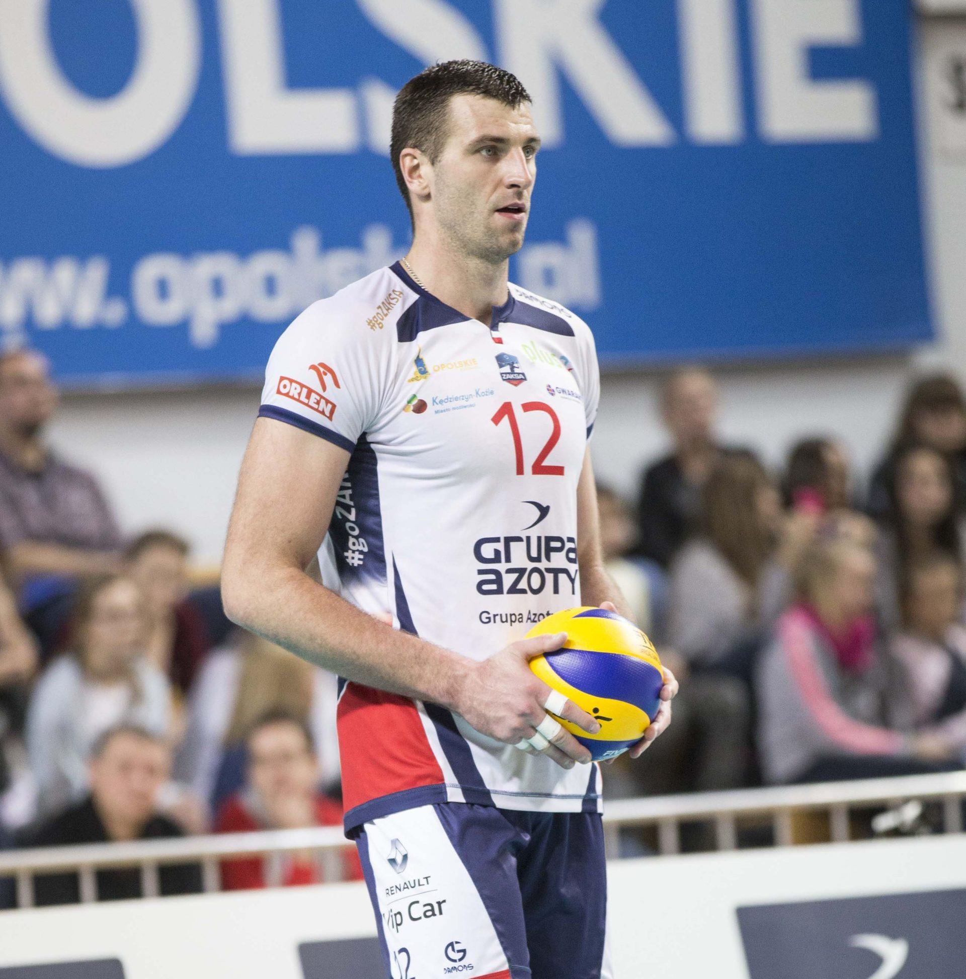 Grzegorz Bociek wykluczony z gry, zawodnika czeka operacja kręgosłupa