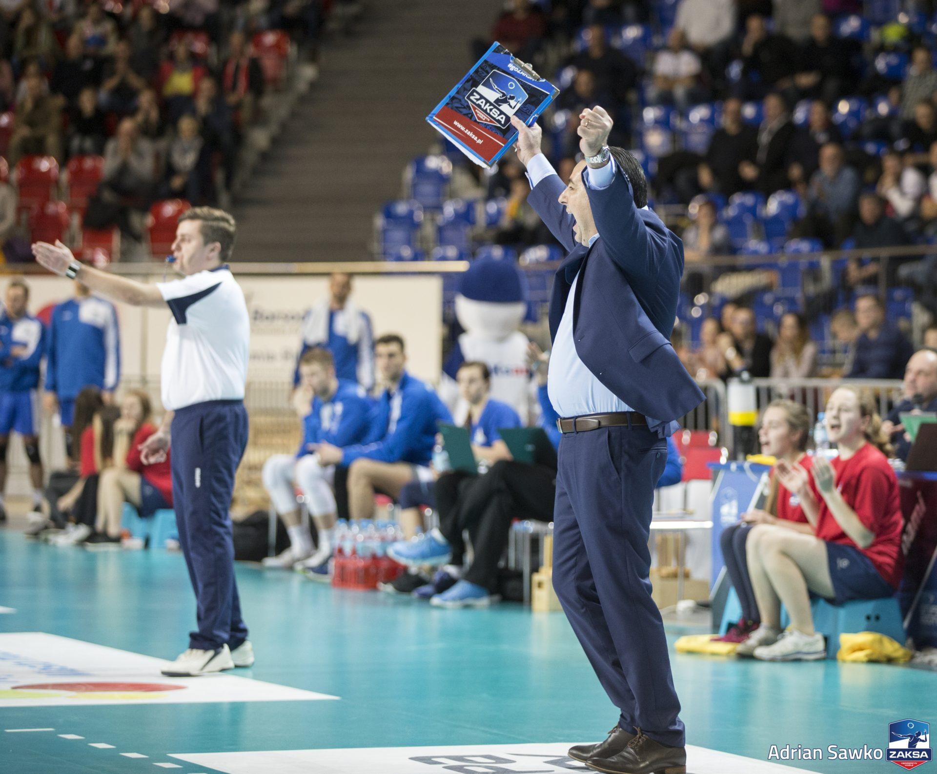 ZAKSA w Final Four Pucharu Polski