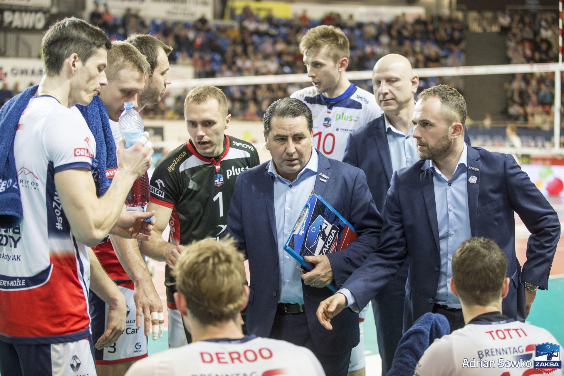 Bilety na mecz ZAKSA Kędzierzyn-Koźle vs Onico AZS Politechnika Warszawska